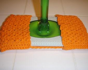 Swiffer Cover - Reusable/Reversible 100% Cotton (hw)