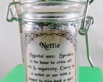 Nettle Herb & Jar