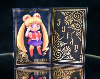 Sugar + Spice Trading Card: Sailormoon