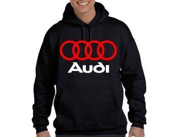 Audi Pullover Hoodie Sport Cars JDM dope AUDI TT Quattro Turbo illest Boost Sweatshirt