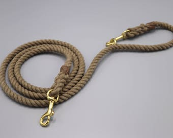 """Twined Rope """"Tan"""""""