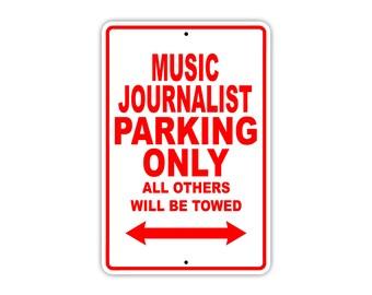 Music Journalist