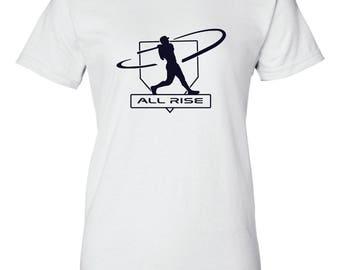 All Rise - Judge Swing Women's Cut T-Shirt