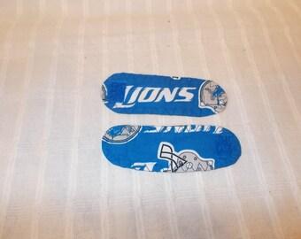 Detroit Lions - Cord Wraps - Set of 2
