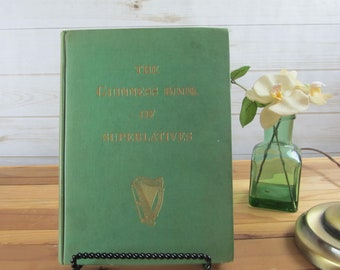 Vintage Guinness Book of Superlatives, 1956