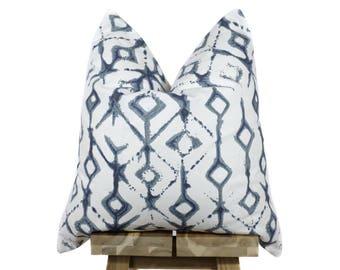 Designer Pillow Cover | 'Bluefields'