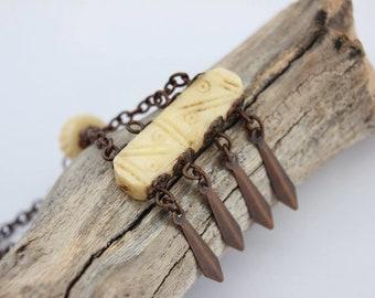 Camel Bone necklace