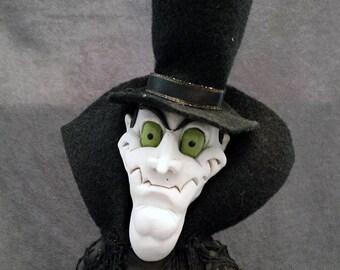 OoaK Art Doll Count Bloodcount WB Fan Art - Layaway Available!