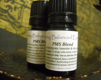 PMS Essential Oil blend