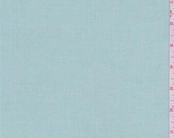 Mint Green Mist Jacketing, Fabric By The Yard