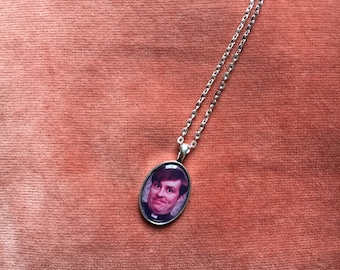 Father Dougal McGuire, Father Ted Cameo Necklace