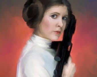 Princess Leia - Star Wars collection