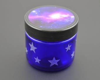 Galaxy Space Herb Jar 2OZ