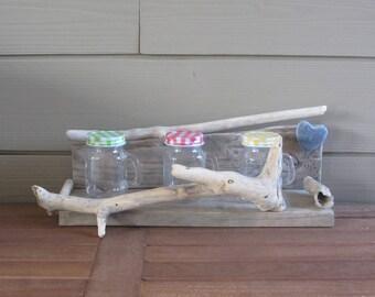 N3 Driftwood shelf