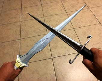 Valkyrie Sword and Dagger   Thor Ragnarok   Valkyrie Cosplay