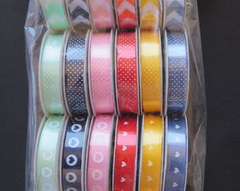 American Crafts - Dear Lizzy Premium Ribbon  -  58870