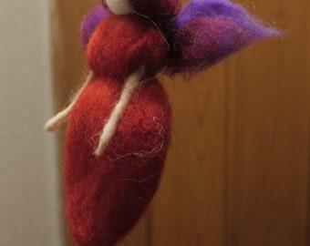 fairy Faerie wool felt wool