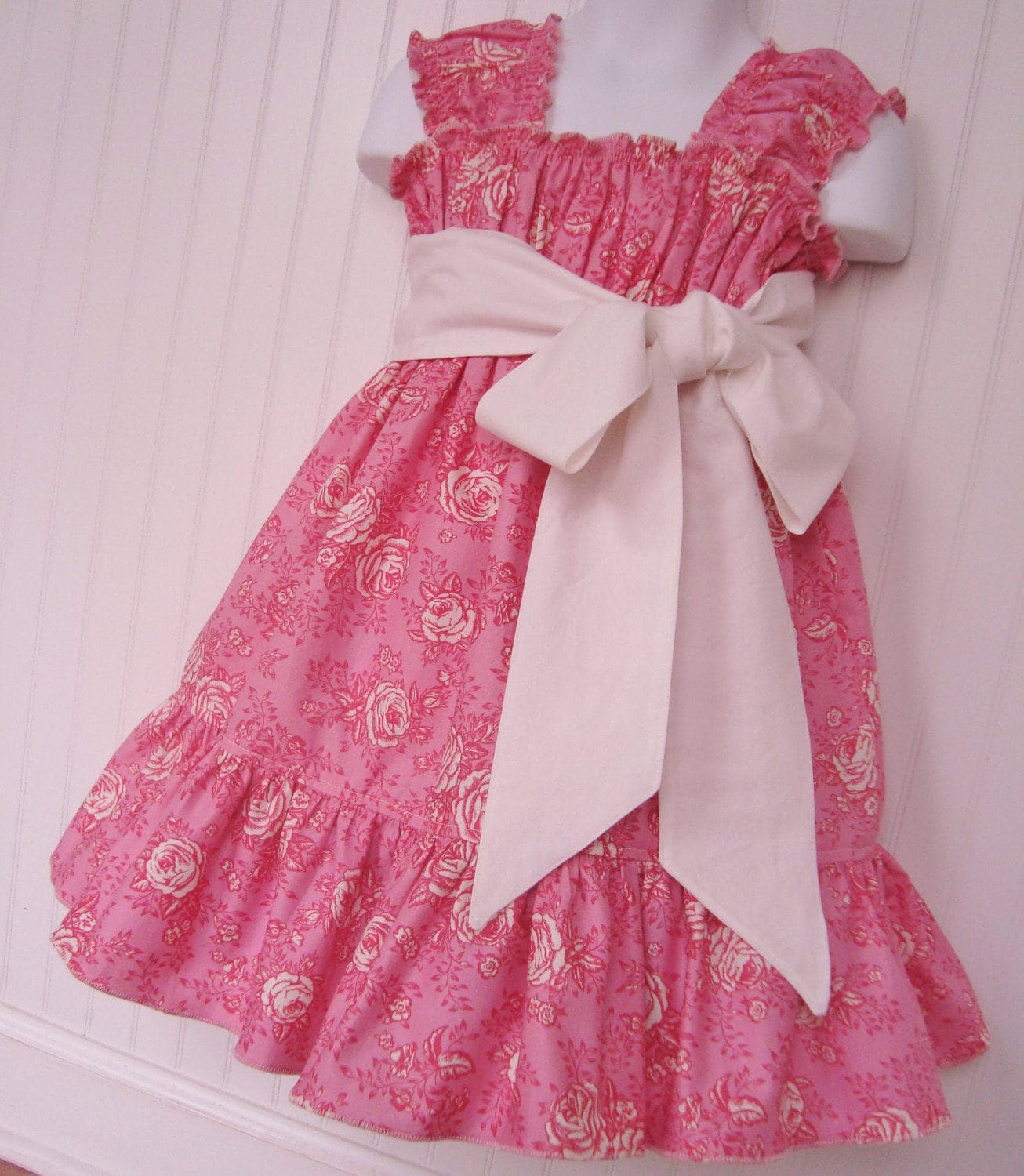 Size 3m to 14 with 18 inch Doll Zinna PDF Pattern Juvie Moon Designs ...