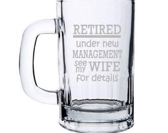 Retirement, Mans Retirement, Retirement Gift for Him, Funny Retirement, Custom Gift Ideas, Retirement Present, Retirement Gift Ideas for Man