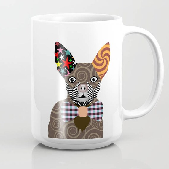 Chihuahua Mug,  Chihuahua Gifts, Chihuahua Accessories, Dog Mug, Animal Mug, Pet Gifts, Pet Mug, Dog Lover Mug