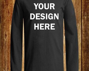 Long Sleeve Shirt Upgrade