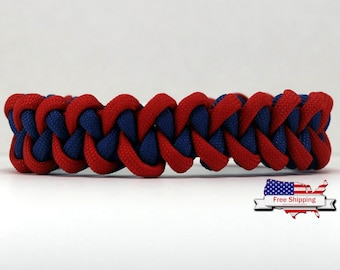 Paracord Bracelet | Hero | Gift For Dad | Groomsmen Gift | Grandpa Gift | Survival Bracelet | Custom Bracelet | Simple Cord Bracelet