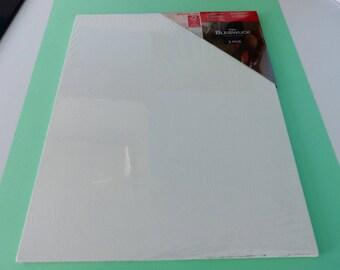 painting 3 canvas rectangle 24 x 30 cm Painter's canvas