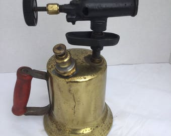 Vintage Bernzomatic  Blowtorch Hand Held  (Rochester, NY)