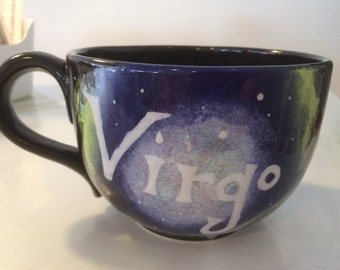 Mug - Zodiac sign Virgo (24. August - 23. September)
