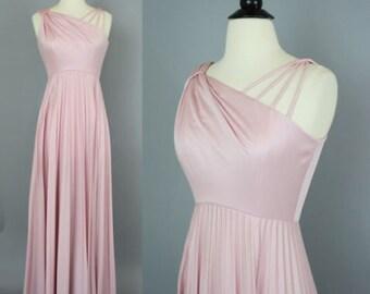 Vintage Grecian Dress