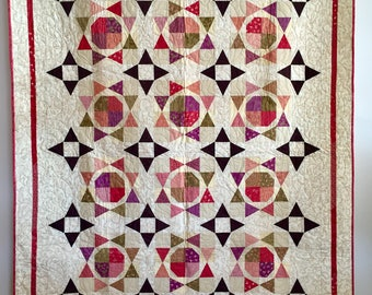 Twin Size Mystery Quilt