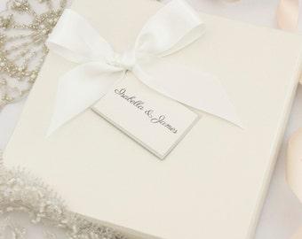 Wedding Invitation Box Sample