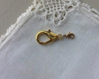 Extender, Gold Tone, Bracelet or Necklace,  1.75 in, 44 mm