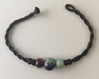 Folk Style Retro Minimalist Rope Bracelet