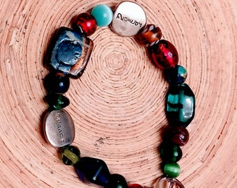Balance & Harmony beaded bracelet