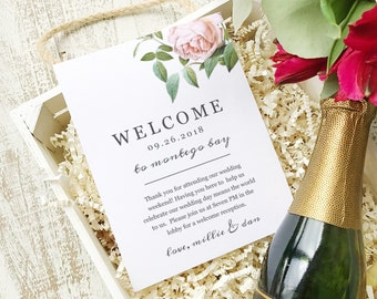 Welcome Notes & Tags