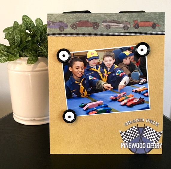 Pinewood Derby Scouting cub scout troop leader fathers day boy scout ...