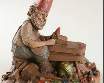 Tom Clark / Geppetto the Toymaker /  Signed