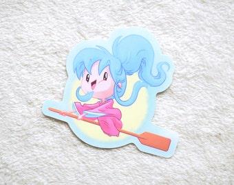 Botan Sticker - Yu Yu Hakusho