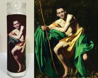 Loki Devotional Candle