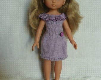 Darlings, Paola Reina, little purple dress doll clothing