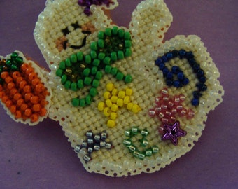 A Ghost of Different Talents - What a surprised Halloween Pin to WEAR