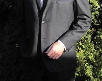 1960s Continental Suit sz 40