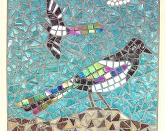 Magpie Mosaic