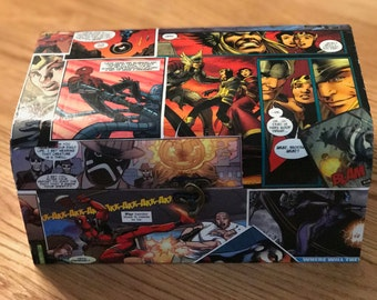 Marvel comic box (large and extra large)