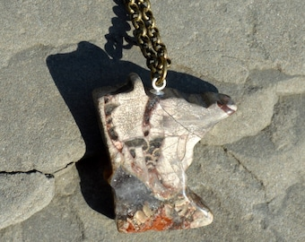 BIG Minnesota Necklace - One of a kind