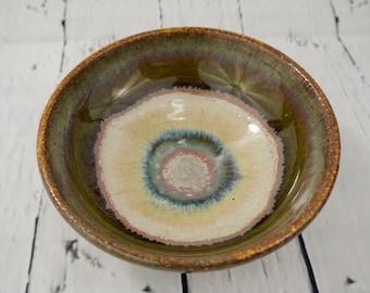 Ceramic bowl, handmade, pottery, food safe, salsa bowl, dip bowl, entryway bowl, candy dish