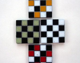 Small mosaic coaster