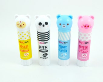 Cute Animal Glue Stick