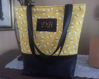 Bumble Bee Tote